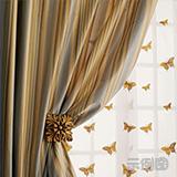 隐形防蚊纱窗-蝴蝶